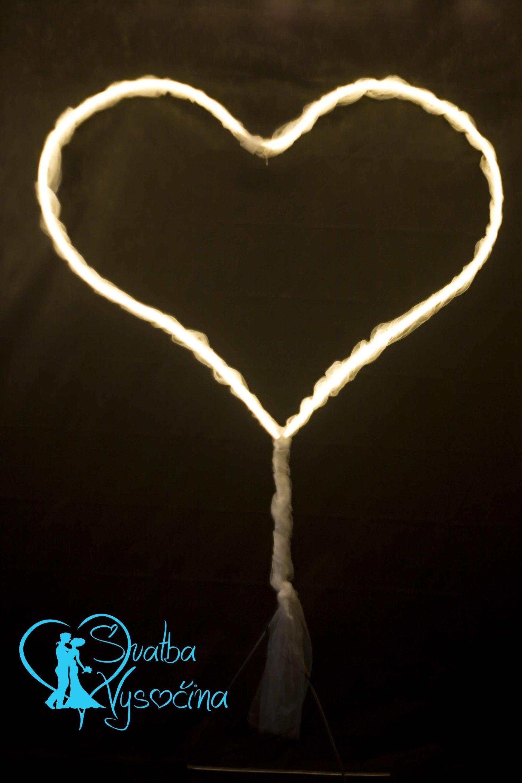 13_Led svetelne srdce